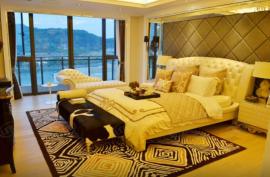 雅居樂長堤半島|無敵高山瀑布|優美湖景|香港人盡享退休生活 (實景航拍)