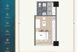 雲境尚邸|爵士大廈|羅湖市中心|鐵路核心關口地段 (實景航拍)