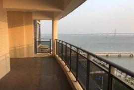 曦華園_珠海|3分鐘到港珠澳大橋關口|與香港一橋之隔|情侶路海濱公園長廊 (實景航拍)