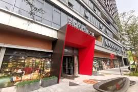 時間谷創意大廈|香港高鐵直達|大型商場|核心地區 (實景航拍)