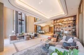 華發觀山水別墅|總價200萬|買兩層送兩層|香港銀行按揭 (實景航拍)