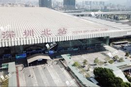 大族雲峰_深圳|香港高鐵17分鐘直達|香港銀行按揭 (實景航拍)
