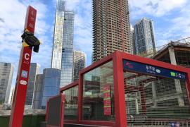 金海M-City 香港高鐵1小時直達 鐵路沿線優質物業 (實景航拍)