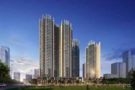 華暉瑞禧家園|香港高鐵17分鐘直達深|深圳矽谷|福田CBD (實景航拍)